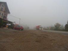 sudden complete Fog