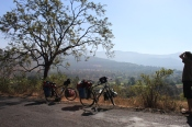 western ghats subsiding into memory