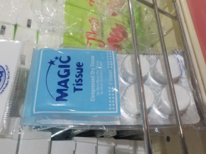 magic tissue tablets...