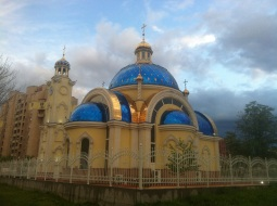 extravagent orthodox churches found all over the country